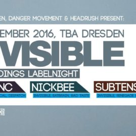 17.12.16<br>INVISIBLE RECORDINGS LABEL NIGHT