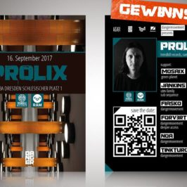 Gewinne 2 Tickets für DANGER! ft. Prolix