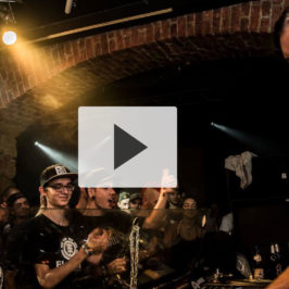 Video: Prolix @ TBA Dresden