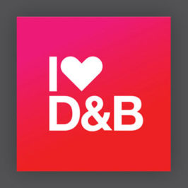 I Love Drum and Bass auf Spotify
