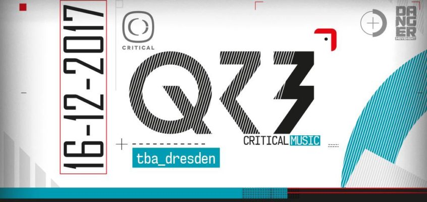 QZB – Critical Rec, Flexout Audio | TBA Dresden