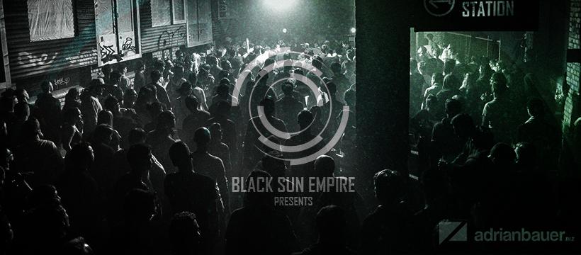 Fiasko & Noa @ Black Sun Empire presents