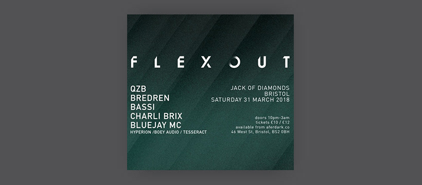 Flexout Audio Promo Mix