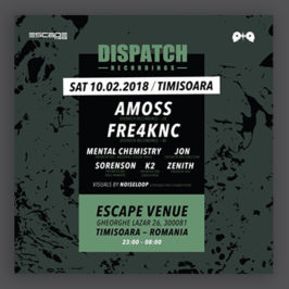 Fre4knc – Dispatch Timisoara Promo Mix