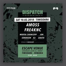 Fre4knc – Dispatch Timisoara Promo Mix