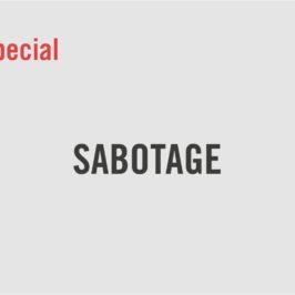 SPUR1 – Special Sabotage