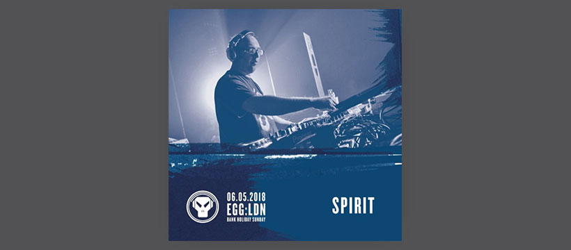 Spirit – Metalheadz London – Promo Mix