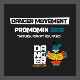 Danger Movement Promomix 2018