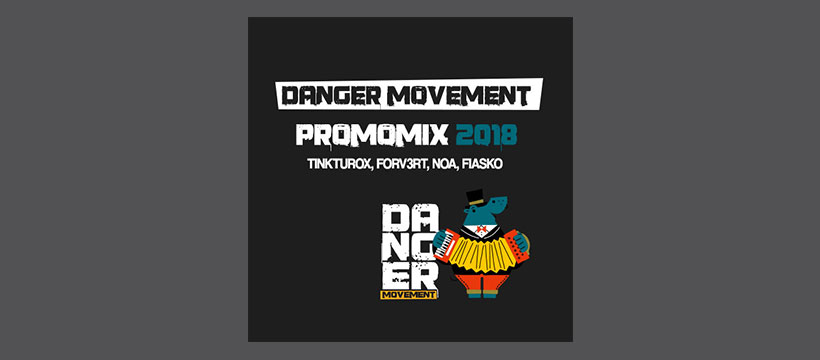 Danger Movement Promomix 2018