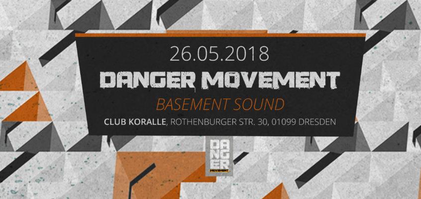 Danger Movement – Basement Sound