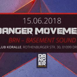 Danger Movement @ BRN 2018