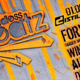 FORV3RT @ Boundless Beatz