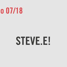 SPUR1 – Radio 07/18 #2 – Steve.e!