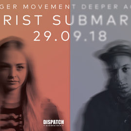 29.09.2018<br>Kyrist & Submarine