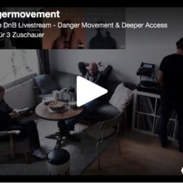 Danger & Deeper Livestream