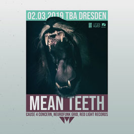 DANGER! ft. Mean Teeth (Cause 4 Concern, Neurofunk Grid)