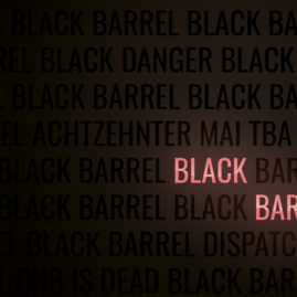 18.05.19 <br> DANGER! ft. Black Barrel