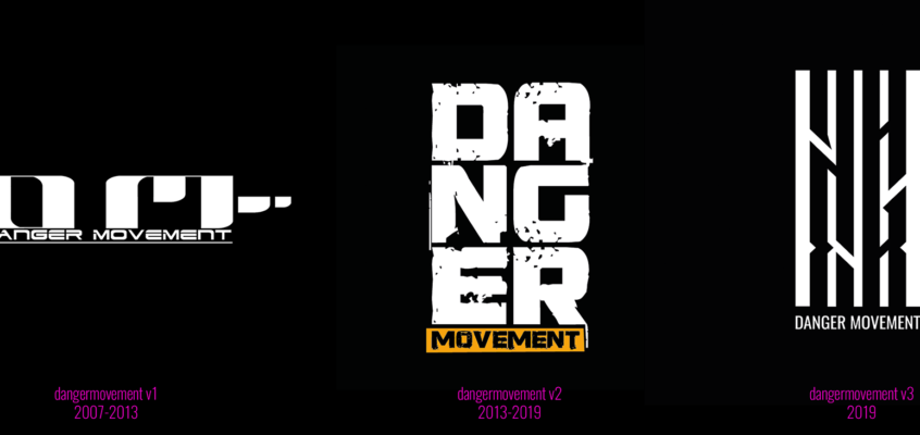 Danger Movement Logo Relaunch