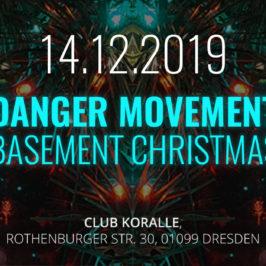 Danger Movement – Basement Christmas