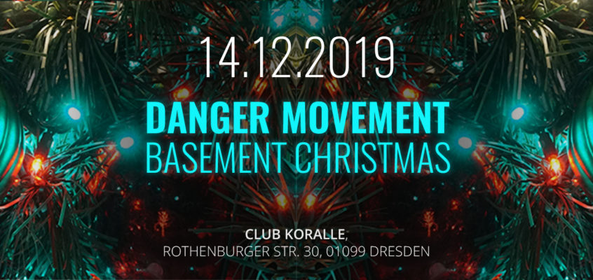 Danger Movement – Basement Christmas