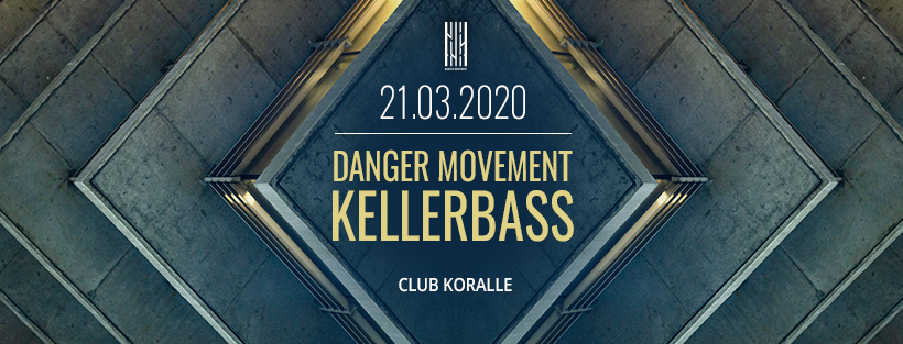 Danger Movement – Kellerbass